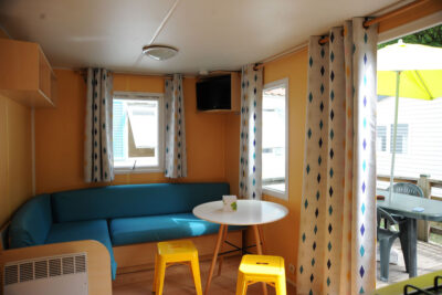 Mobile home TERRACE 17sq.m. - 1 bedroom
