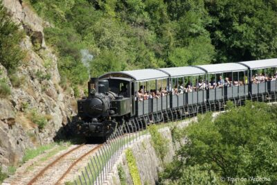 The Mastrou - Ardèche Steam Train