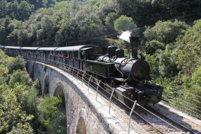 The Mastrou – Ardèche Steam Train